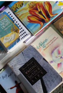 Writing and Resources ~   This section features poetry, memoir, and personal essays spanning three decades by Wendy Judith Cutler along with general and memoir-specific writing bibliographies.
