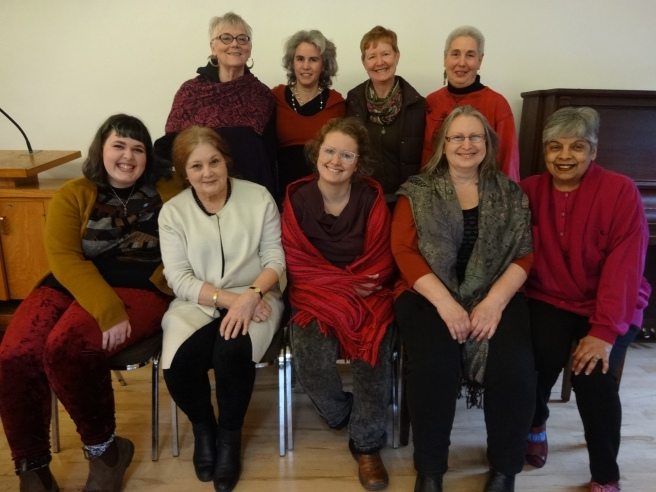 nine-women